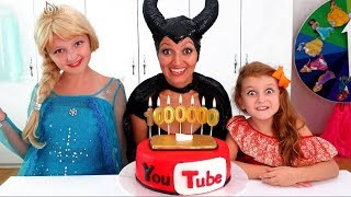 CELEBRATING 1 MILLION SUBSCRIBERS SPECIAL! With Maleficent