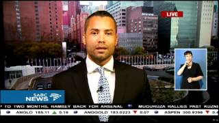 SA's UNHRC election underway: Sherwin Bryce-Pease