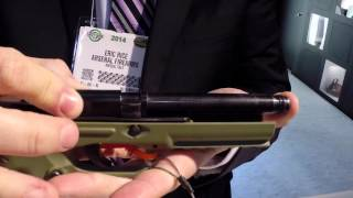 SHOT Show 2014: Arsenal Strike-One Pistol