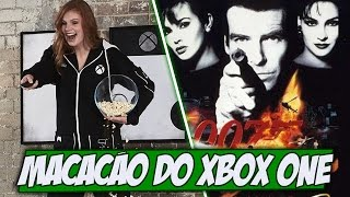 Macacão do Xbox One e a polêmica do retorno de GoldenEye 007 - Gamervlog