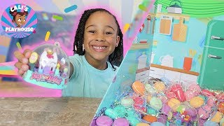 Cali Finds Secret New Toy | Nanables | Cali's Playhouse