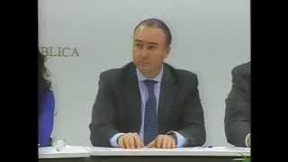 Conferencia de prensa senadores del PAN, sobre Ley Federal Anticorrupción