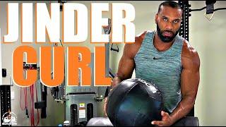 Jinder Mahal Biceps (JINDER CURL!)