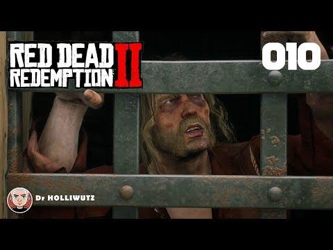 Red Dead Redemption 2 gameplay german #010 - Seelig sind die Sanftmütigen? Let's Play RDR 2