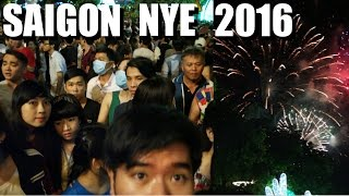 NEW YEARS 2016 in SAIGON VIETNAM + Best Videos of 2015