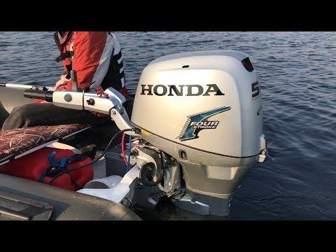 Kolibri RIB 350 + Yamaha 40 Vs Grand 370 + Honda BF50