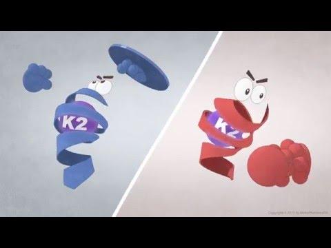 Vitamin K2 & Ca