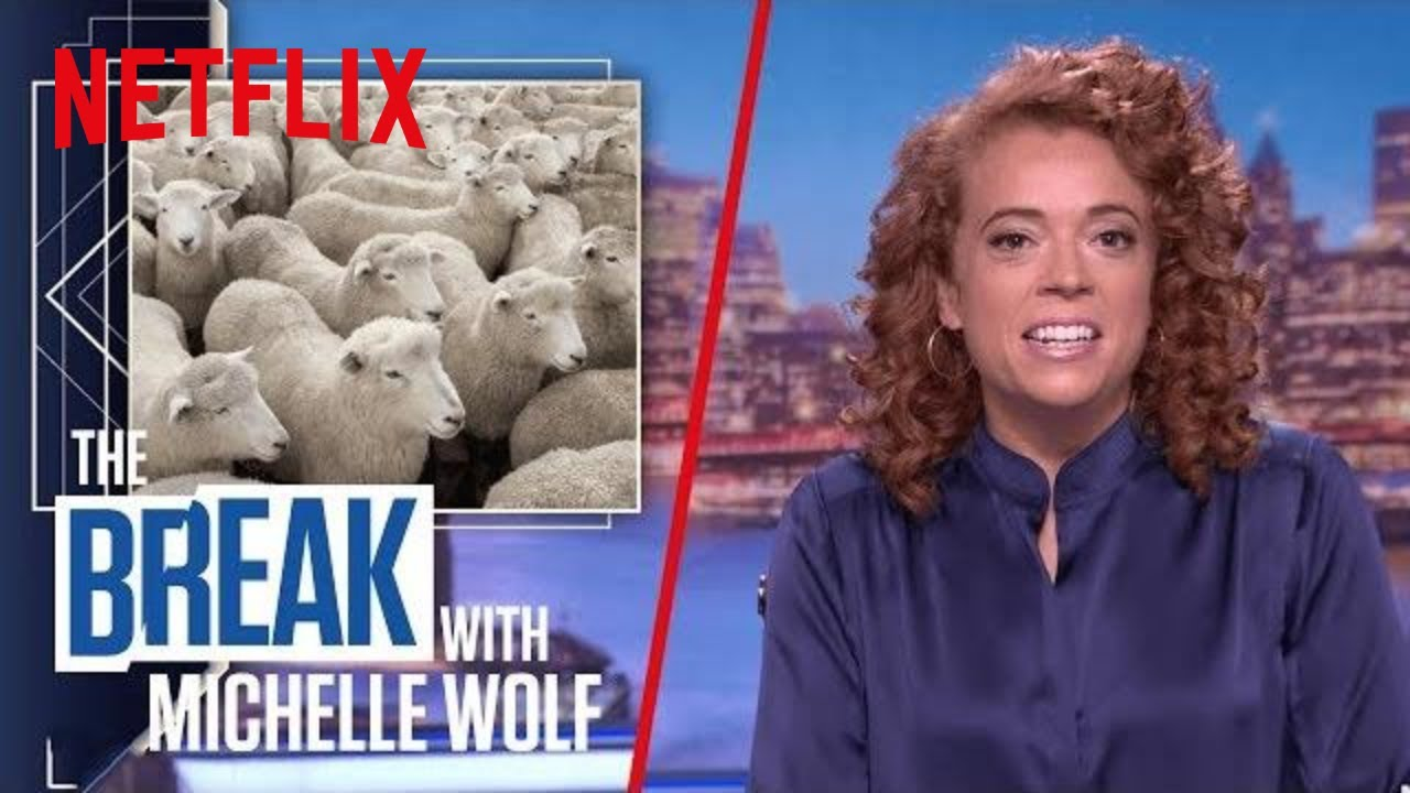 The Break with Michelle Wolf | Segment Time | Netflix