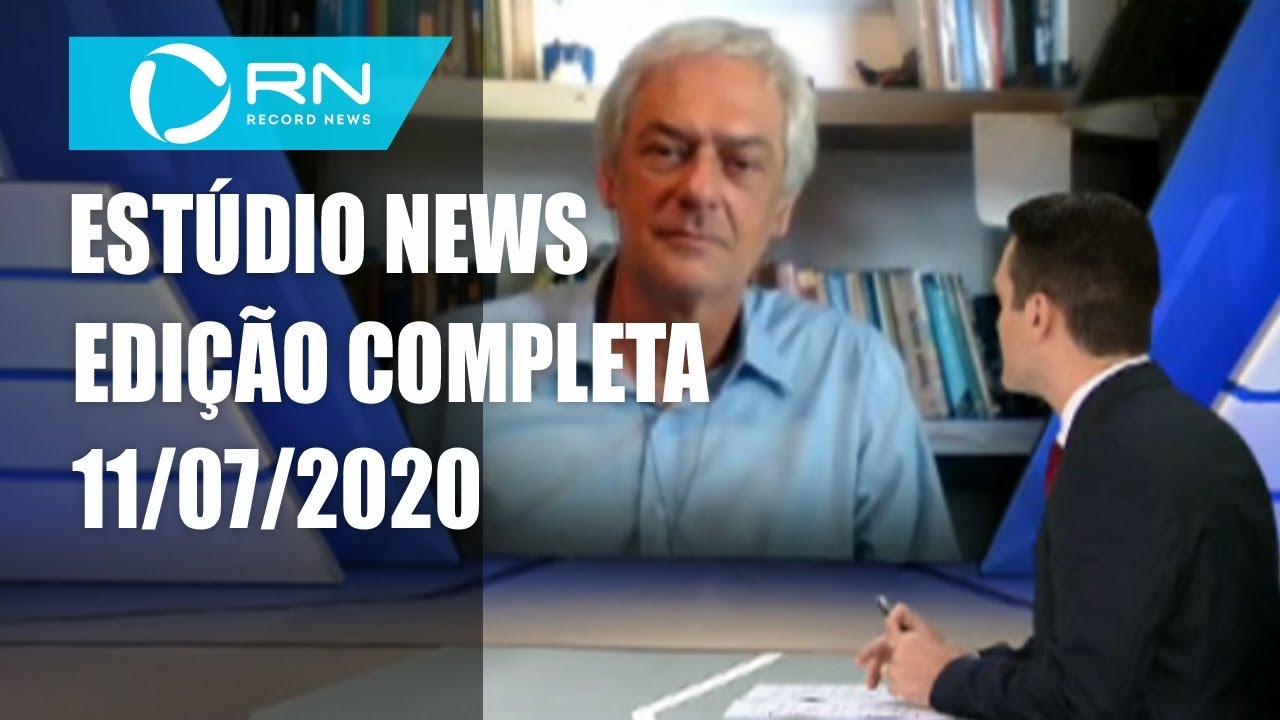 Estúdio News - 11/07/2020