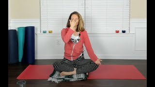 Balancing Breath Yoga To Start Your Day - Friday, April 17th