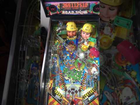 Roadshow Pinball Multiball Awesomeness Gameplay
