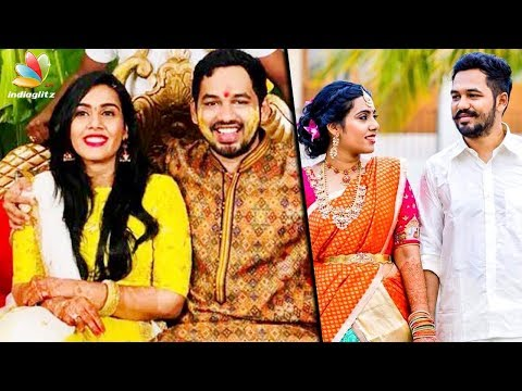 Hip Hop Tamizha Adhi Is MARRIED! | Tamil Actor Wedding Latest News