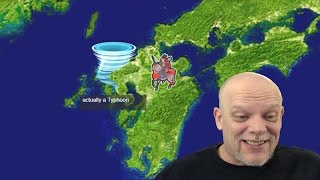 "REACTION VIDEO   ""History Of Japan"" - Goddamn Mongorians!"