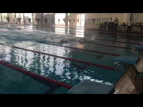 100 freestyle @ FitRepublik, Dubai (June 2018)
