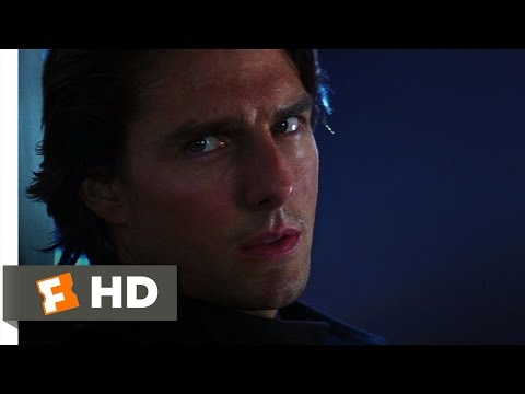 Mission: Impossible 2 (4/9) Movie CLIP - Nyah Injects the Virus (2000) HD poster