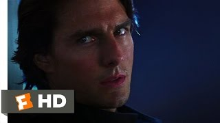 Mission: Impossible 2 (2000) - Nyah Injects the Virus Scene (4/9) | Movieclips