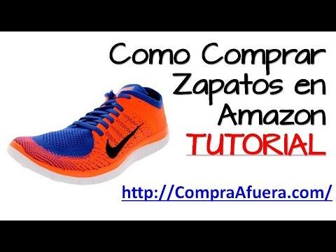 Catalogo amazon en español zapatos