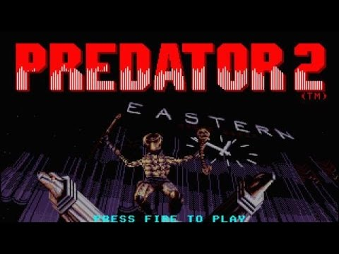 Predator 2 gameplay (PC Game, 1990) thumbnail