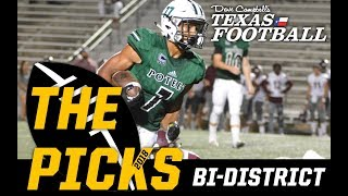 Texas High School Football Preview 2018 — Bi-district Playoffs