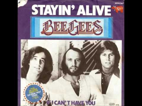 Bee Gees - If I Can't Have You [45 RPM]