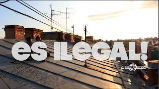 Haciendo algo ilegal! Rusia #5