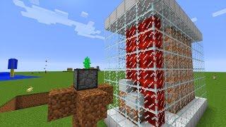 Industrielle Maschinen in Minecraft Vanilla! - Minecraft 1.8 Creation (Command)