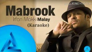 Download Mp3 Irfan Makki - Mabrook  English - Malay Version   Lyrics Video   Karaoke