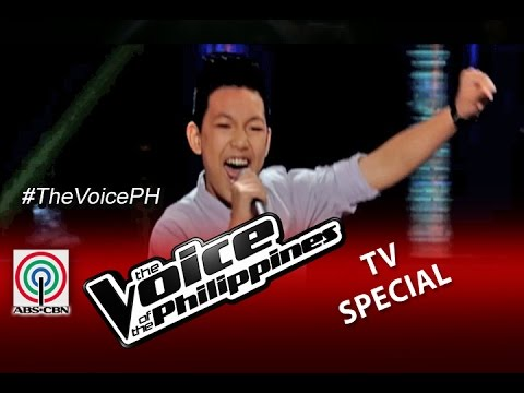 Darren's Blind Audition on The Voice of the Philippines Season 2