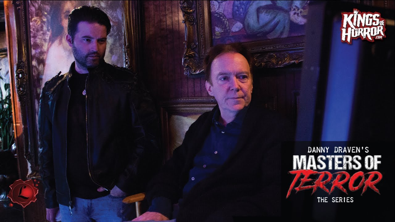 Danny Draven's MASTERS OF TERROR   EP01: Puppet Master Producer Charles Band