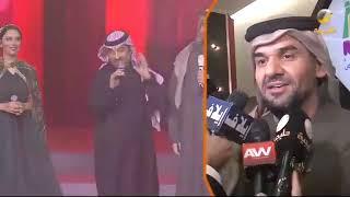 تخيل: الفنان الراقي حسين الجسمي: اليوم أنا سعودي في الإمارات