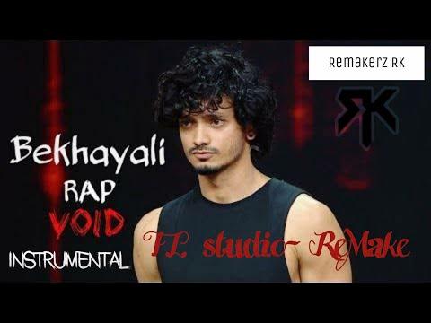 Bekhayali rap void instrumental karoake   MTV Hustle   Remakerz Rk