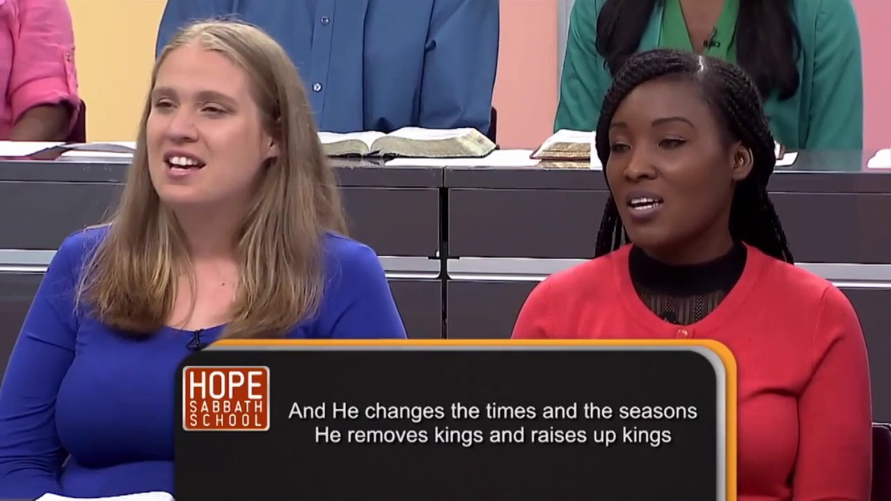 Hope Sabbath School Lesson 3 From Mystery to Revelation