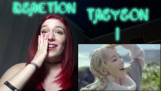 TAEYEON ( 태연 ) - I (feat. Verbal Jint) MV Reaction