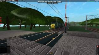 [ROBLOX] GWR HST passes through Spring Hills bound towards Eldershire South