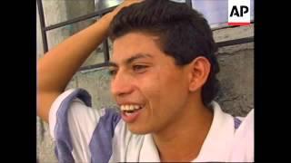 EL SALVADOR: CHILDREN OF WAR GANGS