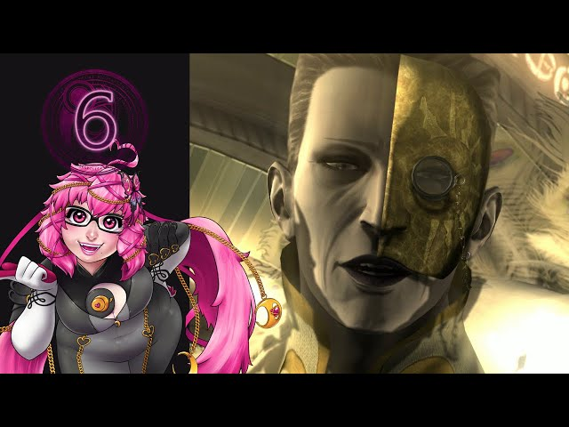 Part 6 (Ending) ⭐ Bayonetta