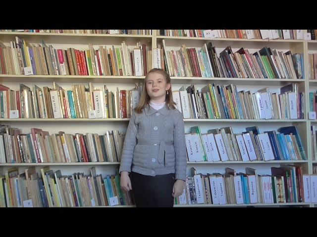 Изображение предпросмотра прочтения – АленаКорнеева читает произведение «Майская песенка» В.В.Маяковского