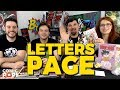 Unexpected Terrible Comics - Letters Page