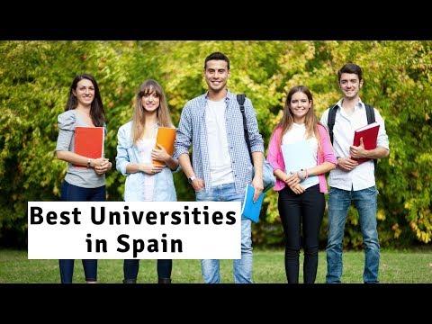 Top 10 Best University in Spain 2019| Top 10 Universities|| University Hub