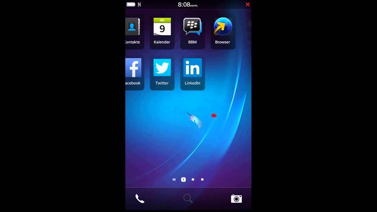 Android-Apps nativ auf BlackBerry 10 [Deutsch] HD