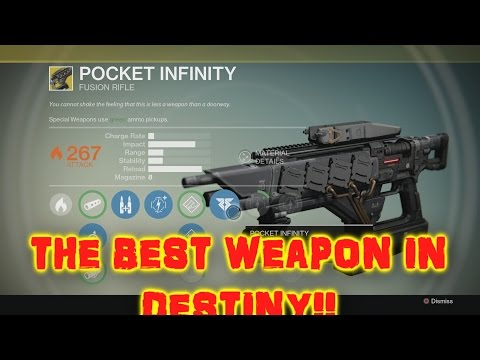 Destiny Best Assault Rifle Doovi