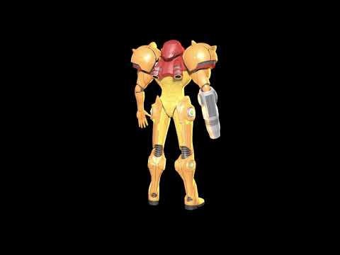 3D Model - Samus