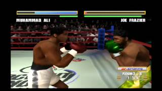 Knockout Kings 2000 (Playstation 1)