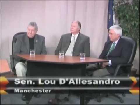 Legislators' Lounge Show #1 Casinos & Gambling in New Hampshire