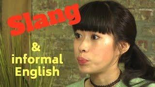 Slang and Informal English with NYFA ESL students