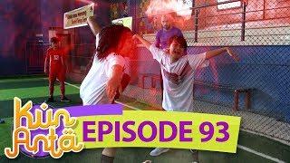 Hebat Banget! TENDANGAN PAMUNGKAS Haikal & Asun Berhasil GOL! - Kun Anta Eps 93