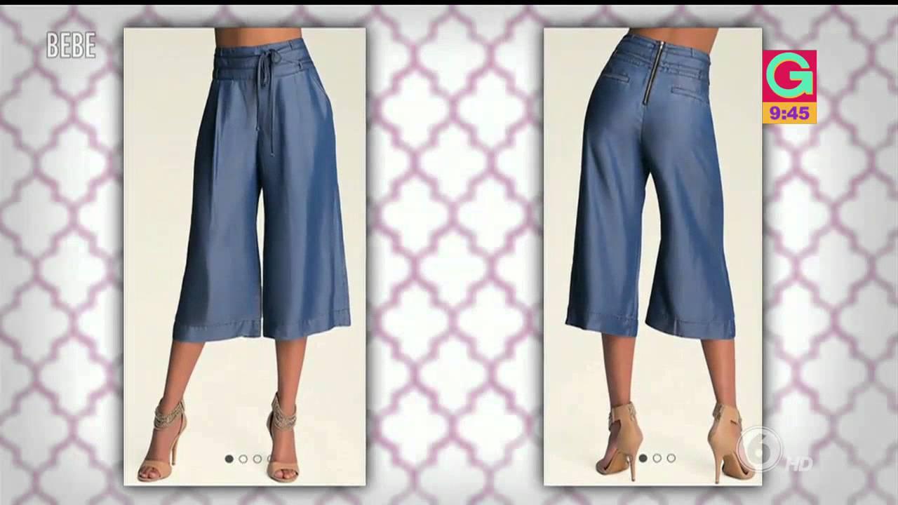 Getty Images. Suele suceder que algunas modas o tendencias no nos terminan de convencer. Y los pantalones anchos no escapan de esa norma. Si bien son súper cómodos, para la mayoría los.