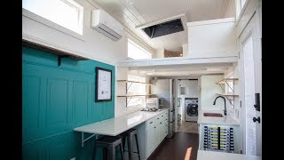 Lux Tiny House With Huge Rooftop Deck