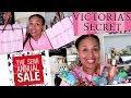 VICTORIA'S SECRET SEMI ANNUAL SALE!!!! WHAT'S IN THE BAGS???