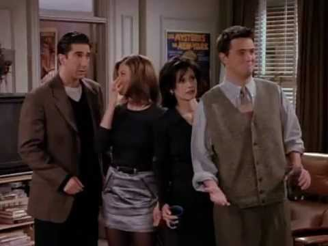 "FRIENDS - The One After The Superbowl ""I'm an actor..."""